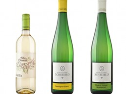 Blitz und Donner, Sauvignon blanc, Muskat Ottonel - Muskateller